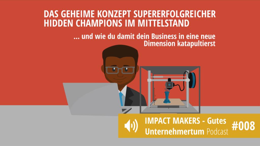 IMP008: Erfolgsgeheimnis Franchise-Prototyp